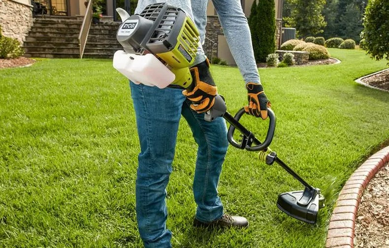Battery Powered Grass Trimmers
